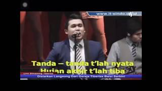 Download Lagu Tanda-tanda T'lah Nyata (Boanerges - Gereja Tiberias Balai Sarbini) mp3