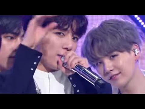 BTS(방탄소년단)- Boy With LUV [Music Bank/2019.04.26]