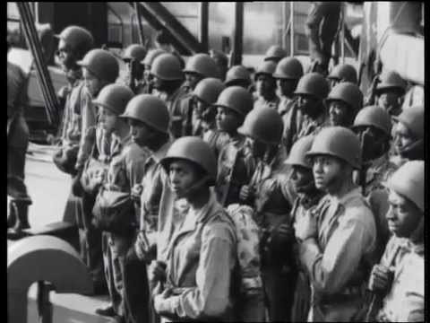 Segregation of the U.S. Army in World War II