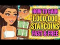 How To Gain Starcoins Fast & Free! *2019* | The Secret No One Else Will Tell You | BLORANGETIGER