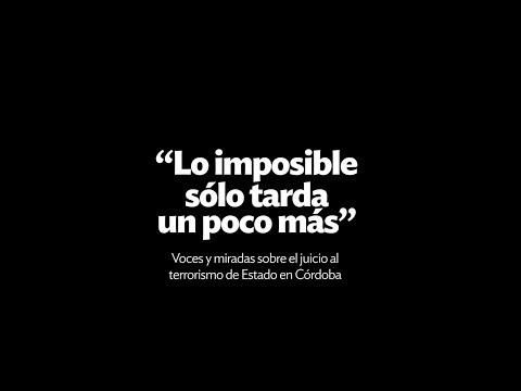 Lo imposible solo tarda un poco más.