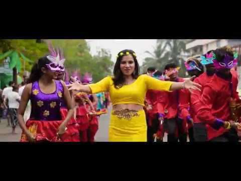 Goa Carnaval 2018   Official theme song Goencho Carnaval   Shine On Duo   Goa Tourism   GTDC