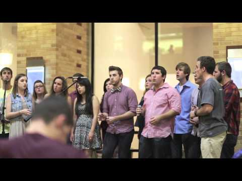 That Lonesome Road (James Taylor) - Hardchord Dynamix A Cappella Cover