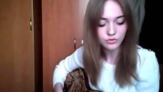 Eisbrecher - Keine Liebe (acoustic cover by Daria Trusova)