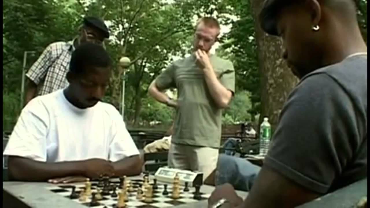 Chess savant homeless