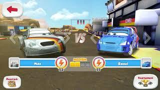 Francesco Bernoulli Vs Shifty & Raoul | Disney PIXAR Cars for Kids Gameplay