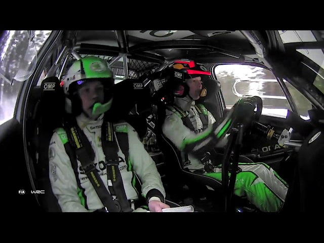 WRC 2 - Rally Sweden 2019: Highlights SUNDAY