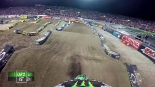 GoPro: Adam Cianciarulo Main Event 2017 Monster Energy Supercross from Las vegas