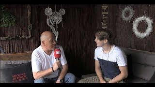 Radio VHR mit Vincent Gross im Bocholter Strandcafé