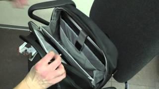 Краткий обзор сумки для ноутбука 14,5″ WENGER (артикул: 7299224)