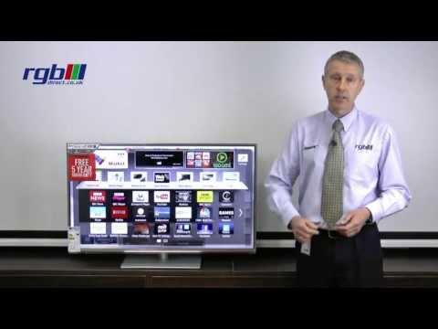 Panasonic ET60B Series Review - TXL42ET60B, TXL47ET60B, TXL50ET60B, TXL55ET60B | RGB Direct