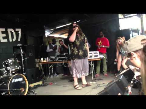 JONWAYNE LIVE SXSW 2013