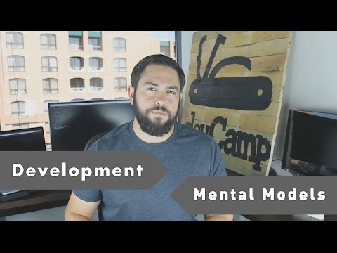 Learning How to Create Mental Models as Developers