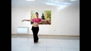 Восточный танец. Урок 10.