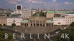 BERLIN von oben - BERLIN from above in 4K-UHD - Aerial View - Luftaufnahmen - Drohne