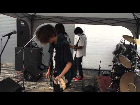 Blood Skid - Beyond Dry (live) @ The White Rabbit 05-23-14