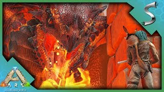 TRAPPING WYVERNS TO FEED THEIR YOUNG! - Ultimate Ark [E50 - Scorched Earth]