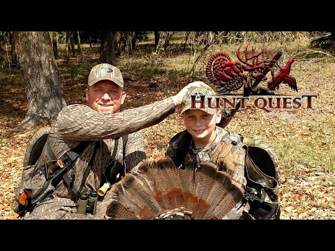 Hunt Quest with Scott Ellis S1-E8 Black Wings and White Tips
