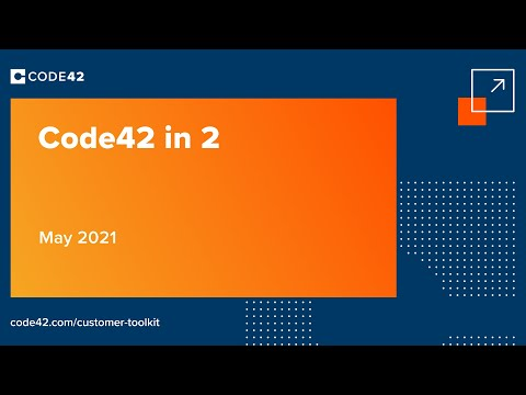 May 2021: Code42 in 2