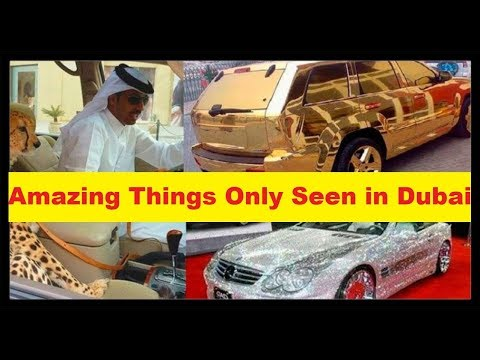 Download Top 10 Most Amazing Things Only Seen in Dubai