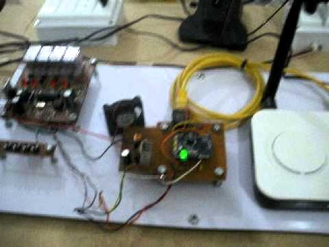 WiFi Based Electrical Appliances Control System