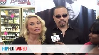 Ice-T & Coco Talk OG XO Brandy, Ice Loves Coco Reality Show