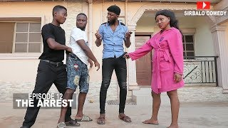 The Arrest - Sirbalo And Bae (Sirbalo Comedy)