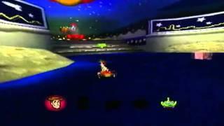 Toy Story Racer Part 1: Smashing!