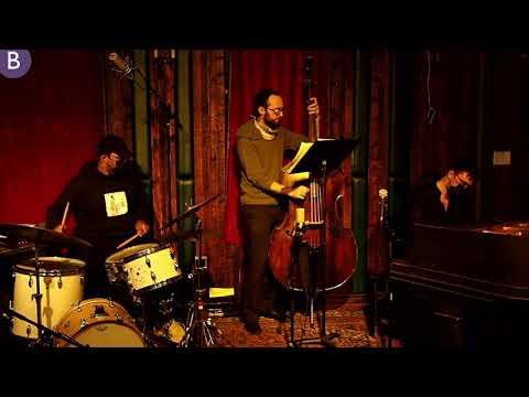 Micah Thomas Trio with Dean Torrey and Kayvon Gordon play Eros | Brave Sound Productions