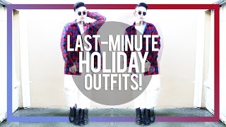 Last Minute Holiday Outfits! (Men's Edt.) Thumbnail