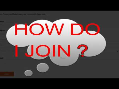How to join FORUM