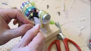 Построение игрушечного аэромобиля