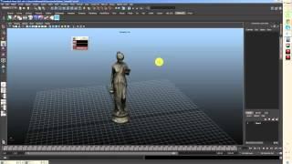 Destruction Script for Autodesk Maya