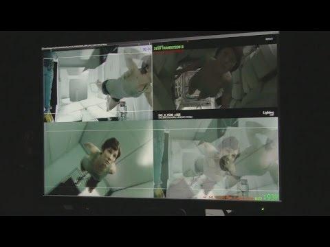Gravity Script to Screen Featurette