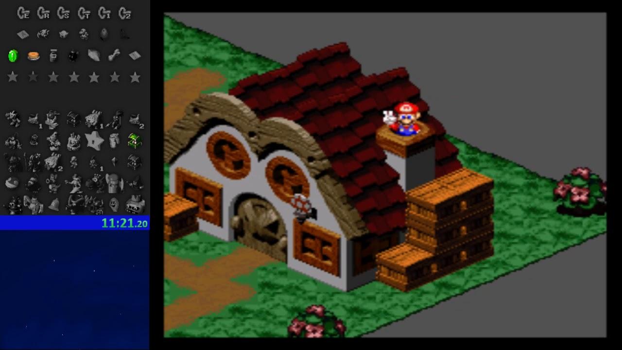 Super Mario Rpg Randomizer Open World