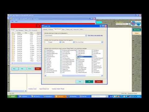 EVE Agent   How to Create an Auto Email to be Sent to Trip Customers