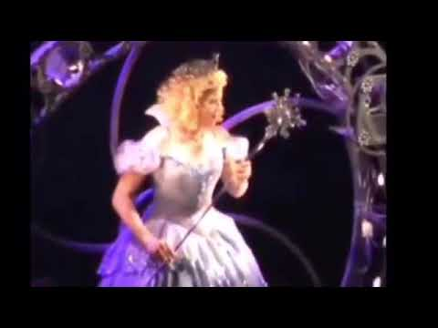 No One Mourns The Wicked ending optional high note  Megan Hilty