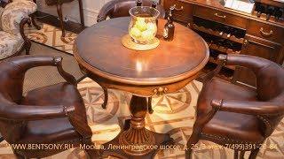 Барное кресло Крофорд D в видео обзоре от Бенцони