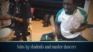 DEMBIS THIOUNG presents Solos from 5th Dundun Drum & Dance - Special Sabar edition