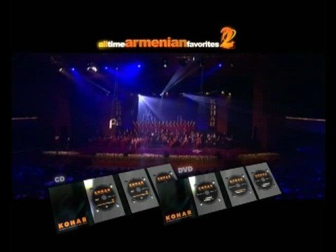 KOHAR - All Time Armenian Favorites 2 - 2005/2006