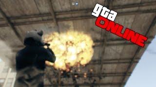 Моя очередь бомбить снизу! - RPG vs Insurgent в GTA Online