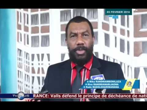 JOURNAL DU 05 FEVRIER 2016 BY TV PLUS MADAGASCAR