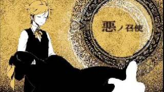 【Music Box】Story of Evil【鏡音リン・レン】+mp3
