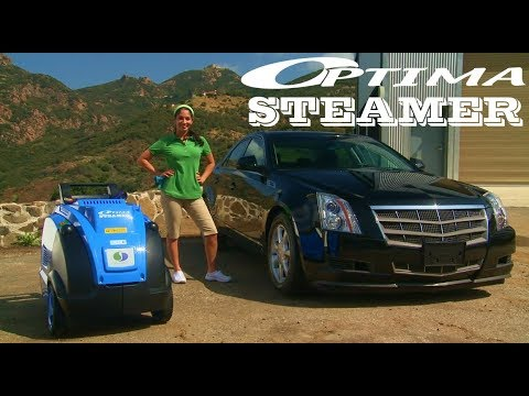 Steam Car Wash Machine - Optima Steamer (Full Version - English)