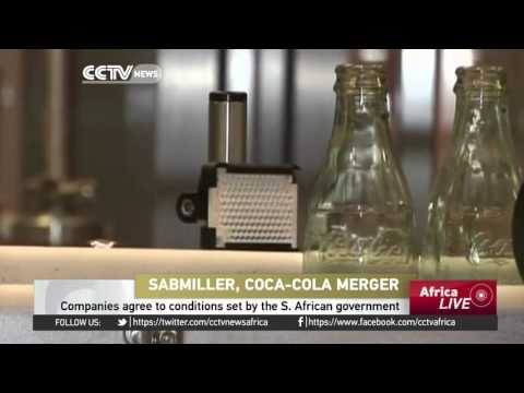 SABMiller, Coca Cola agree to conditions set by the South African government