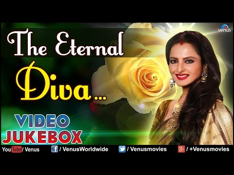 Rekha : The Eternal Diva || Best Bollywood Songs - Video Jukebox