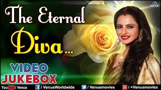 Rekha : The Eternal Diva || Best Bollywood Songs - Video Jukebox