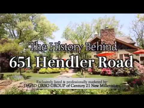 The History of 651 Hendler Road in Severna Park, Maryland