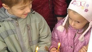 2018-10-19 г. Брест. Открытие храма-часовни в честь Апостола Фомы. Новости на Буг-ТВ. #бугтв