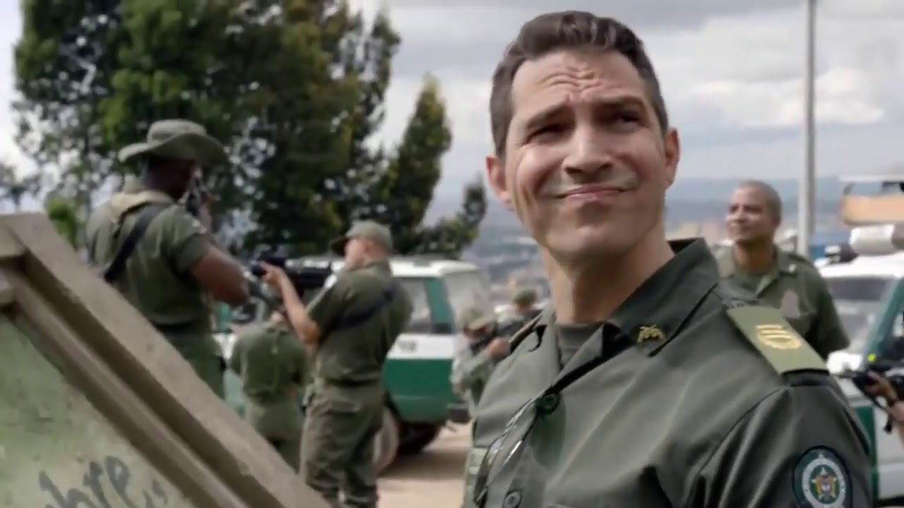 Download Narcos - Colonel Carrillo most badass moments